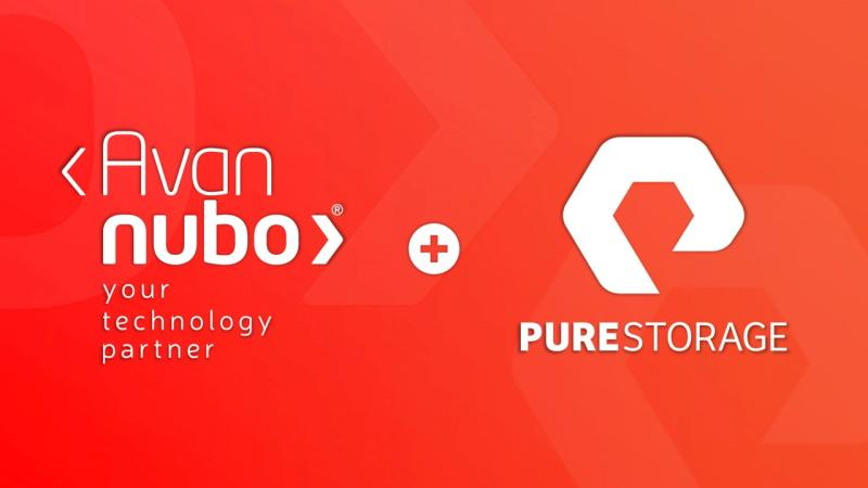 Avannubo y Pure Storage